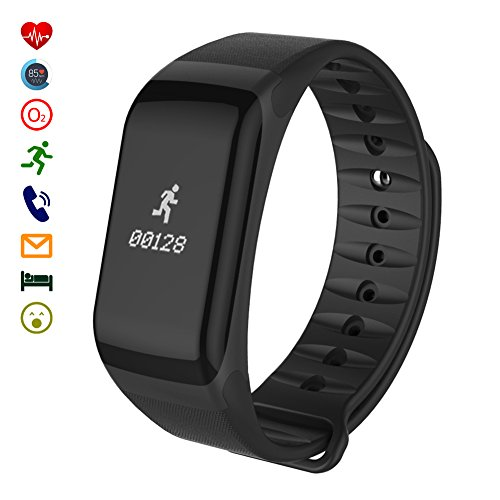 MallTEK Smartwatch Bluetooth mit TF SIM-Kartenslot, Smart..