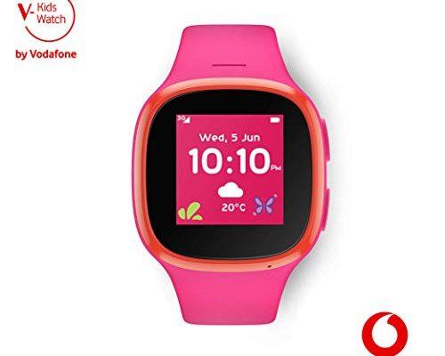 smartwatch mit gps tracker und sos alarmknopf v kids. Black Bedroom Furniture Sets. Home Design Ideas